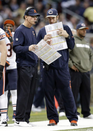 Bears' Trestman 'regrets' having to be accountable in Gould FG fiasco