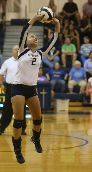 Cappello's 23 kills leads Bishop Noll to win