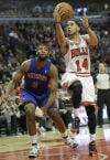Bulls rally in fourth to beat Pistons