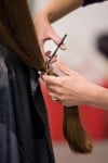 Meister students go a cut above by donating hair to Locks of Love