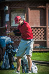 T.F. South golfer Josh Crosby