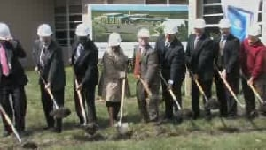 VIDEO: Groundbreaking for Boys & Girls Club