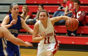 Crown Point's youngest Albrecht is the last in point guard line
