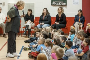 Self-esteem program at Portage school sends bullying message