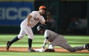 Castro, Carter homer as Astros top Sox