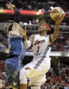 Fever win first WNBA title