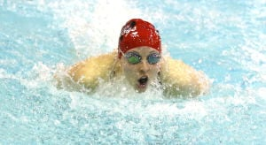 Crown Point girls win first swim sectional since 2008