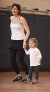 Parents can establish good exercise habits with their kids