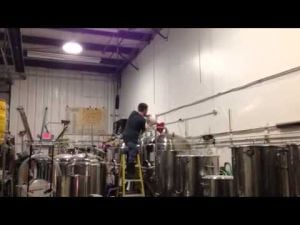 Brewing at Lansing's One Trick Pony