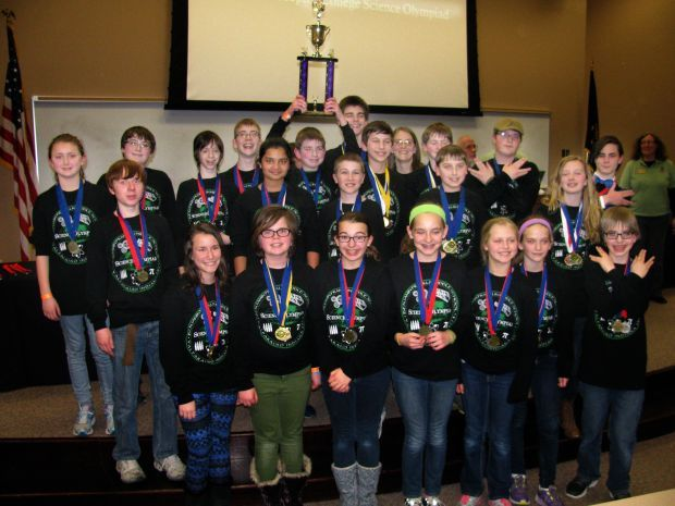 Benjamin Franklin Middle School captures first place at ...