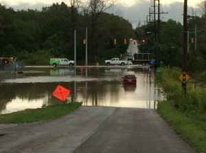 South Haven residents rescued from flooded homes