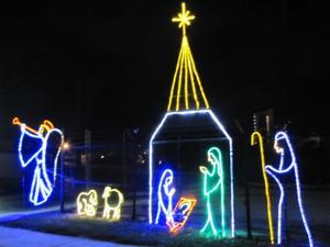 Festival lights up Michigan City