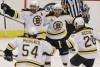 Bruins blank Canucks to capture Stanley Cup