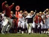 Andrean's sideline celebrates Friday