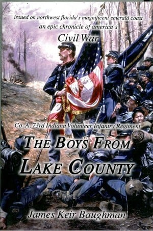 Author to detail service of Civil War 'Boys from Lake County'