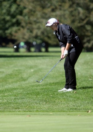 Valparaiso's Dubsky, Chesterton set girls golf sectional records