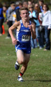 Lake Central's Kameron Konopasek places second at the Gavit Sectional