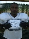 Thornridge running back Mika'il McCall