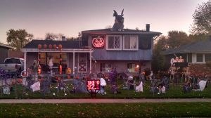 Gallery: Halloween House Decorating Contest 2014