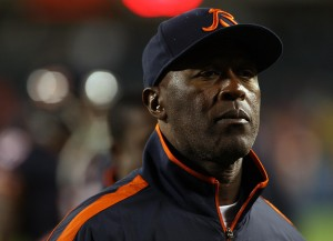 AL HAMNIK: Lovie Smith's lament: All positions are open