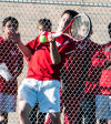 Munster No. 2 singles player Ben Marcus