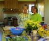 Sorority cooks for Ronald McDonald House families