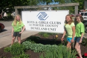 KidsCamp at Boys &amp; Girls Clubs of Porter County Duneland Unit this summer
