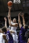 Purdue routs Northwestern