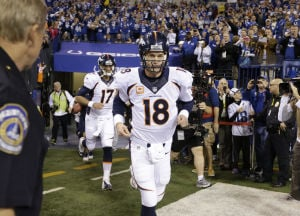 Business as usual for Colts icon Peyton Manning