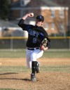 Lincoln-Way East pitcher Brandon Bollman