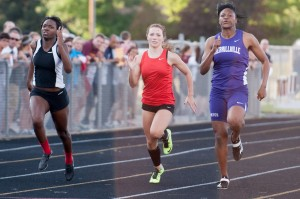 Renssleaer's Meeks aiming for state discus title