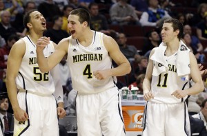 Northwest Indiana natives help power Michigan on the hardwood