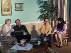 Anniversary Applause: Towle Theater wrapping up 10th Season with 'Pursued By Happiness'