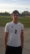 Kasprzycki anchors Bishop Noll soccer team's defense