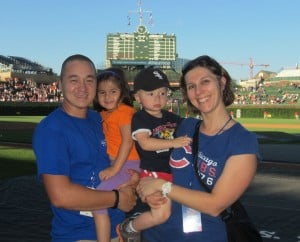 Lowell baseball coach was groundskeeper for a day at Wrigley Field