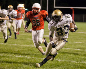 Bishop Noll shuts out Calumet, makes big goal-line stands