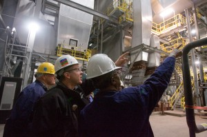 Boiler project to ease bottom line pressures at ArcelorMittal
