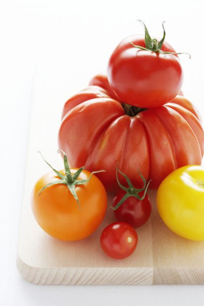 The Culinarian: Tomatoes — gems from the earth