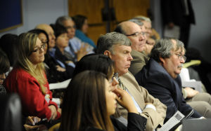 Judge, attorneys take in juror experiences
