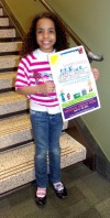 Poster winners celebrate libraries