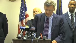 VIDEO: Lake County Coroner, Sheriff's officers indicted