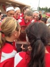 Portage Indians celebrate sectional championship