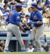 Coghlan's HR leads Cubs to 7-3 win over Dodgers