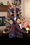 Holiday Show &quot;Plaid Tidings&quot; at Theater at the Center in Munster, Ind. 