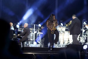 Gallery: Billy Joel takes on Wrigley