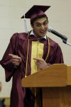 Work isn't finished, teacher tells Chesterton High grads