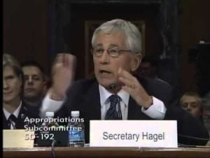 Blog: Coats questions Hagel, Dempsey on Iraq crisis