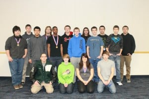 Area Career Center Students compete in Take Off for SkillsUSA State Competition
