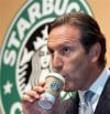 OFFBEAT: Starbucks CEO not bitter, but pushing for ceasing political campaign contributions