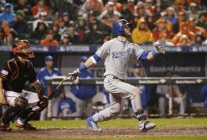 Gordon-led Royals beat Orioles in opener